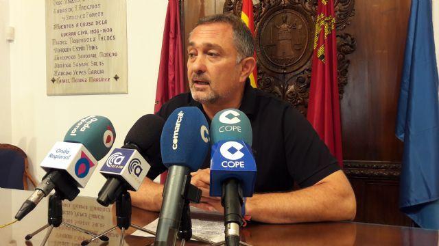 """El PP se congratula de que el PSOE se """"suba ahora al carro"""" de las plantas de energía solar en Lorca - 1, Foto 1"""