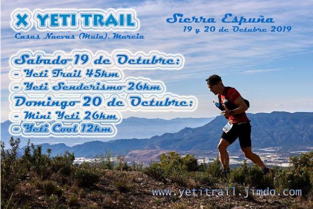 El 19 y 20 de octubre, la Yeti Trail cumple 10 años - 1, Foto 1