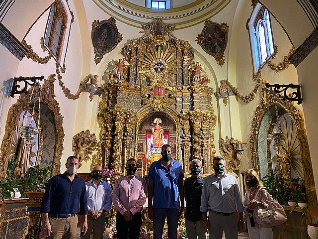 VOX Totana recibe la visita de Antelo, presidente provincial, acompañado del concejal Javier Clemente Sánchez y varios miembros del partido - 3, Foto 3
