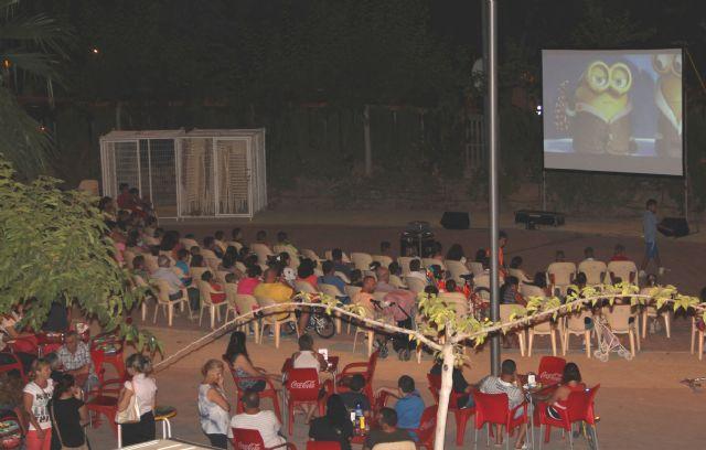 Comienza el ciclo de cine de verano en los parques de Puerto Lumbreras - 1, Foto 1