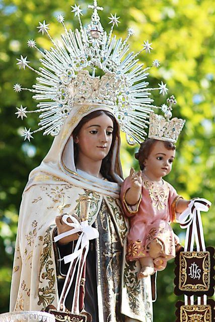 Irene Pérez y Encarnación Soto, ganadoras del concurso de fotografía de la Virgen del Carmen - 1, Foto 1