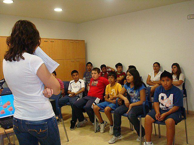 M�s de 500 alumnos de Educaci�n Primaria y Secundaria reciben formaci�n en prevenci�n de drogodependencias este pasado curso escolar, Foto 1