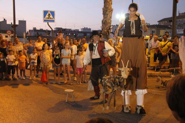 El circo toma las calles de San Pedro del Pinatar - 1, Foto 1