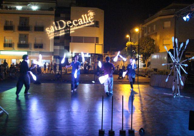 El circo toma las calles de San Pedro del Pinatar - 2, Foto 2