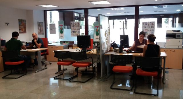 Las oficinas de atenci n presencial de la for Oficinas sef murcia