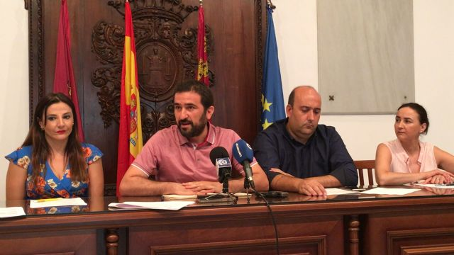 El PSOE lleva al Defensor del Pueblo la grave situación del Hospital Rafael Méndez, Foto 1