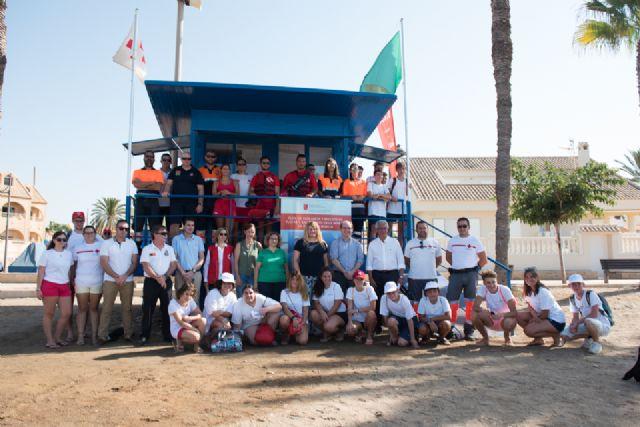 Balance positivo del plan Copla en Mazarrón hasta finales de julio, Foto 1