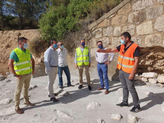Fomento finaliza la recuperación de la carretera que une Mula con Pliego que resultó afectada por la dana - 1, Foto 1