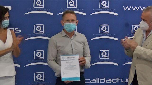 La Oficina de Turismo de Torre Pacheco consigue el certificado de calidad Safe Tourism Certified - 2, Foto 2