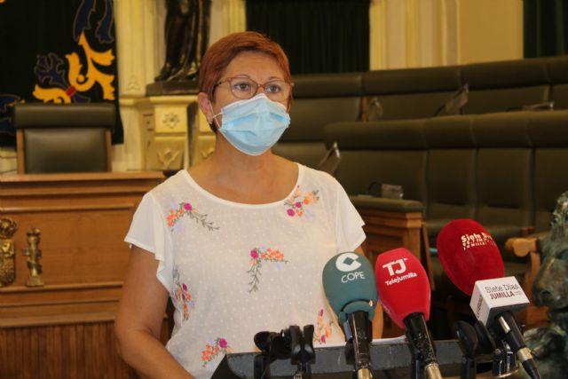 La Junta de Gobierno aprueba los convenios anuales con Cruz Roja y Stipa - 1, Foto 1