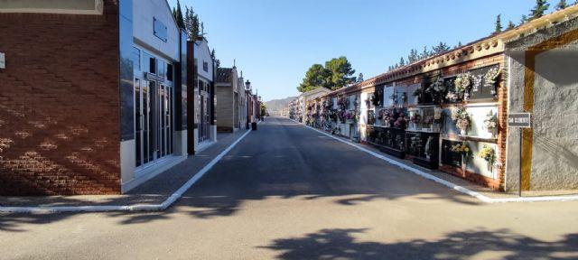 El Ayuntamiento de Puerto Lumbreras mejora los servicios del cementerio municipal de San Damián tras la nueva adjudicación - 2, Foto 2