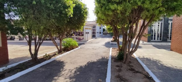 El Ayuntamiento de Puerto Lumbreras mejora los servicios del cementerio municipal de San Damián tras la nueva adjudicación - 3, Foto 3