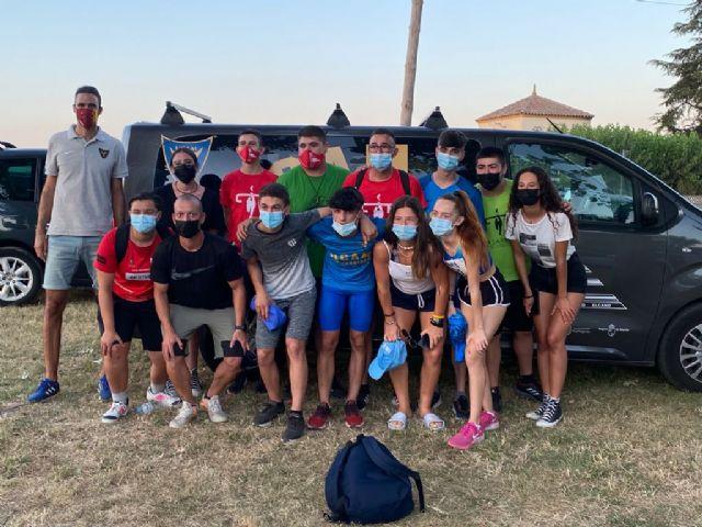 El UCAM Atletismo Cartagena se clasifica para el Nacional de Clubes de Pruebas Combinadas a disputar en Soria - 1, Foto 1