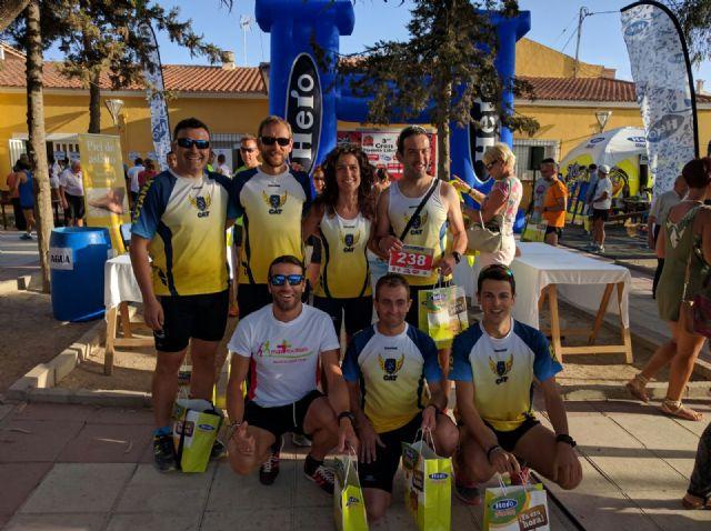Miembros del Club Atletismo de Totana participan en el tercer Cross de Fuente Librilla, Foto 1