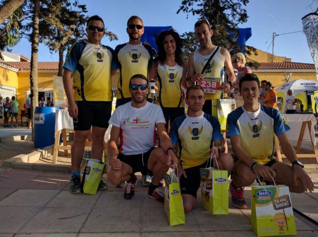 Miembros del Club Atletismo de Totana participan en el tercer Cross de Fuente Librilla, Foto 2