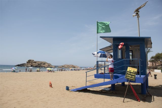 El plan COPLA de vigilancia en playas sigue activo hasta el 10 de septiembre, Foto 1