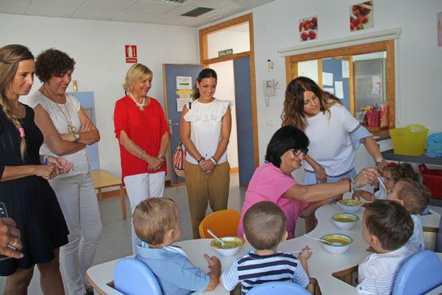 La Red Municipal de Guarderías inicia el curso con un incremento del 27% en el número de alumnos matriculados - 2, Foto 2