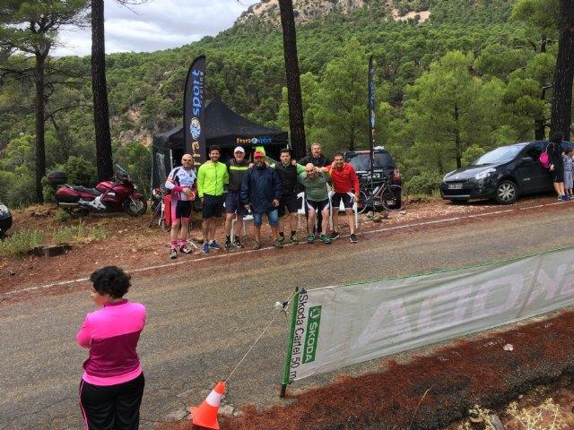 Terra Sport Cycling organized a route to Collado Bermejo to watch the Vuelta a España pass - 6