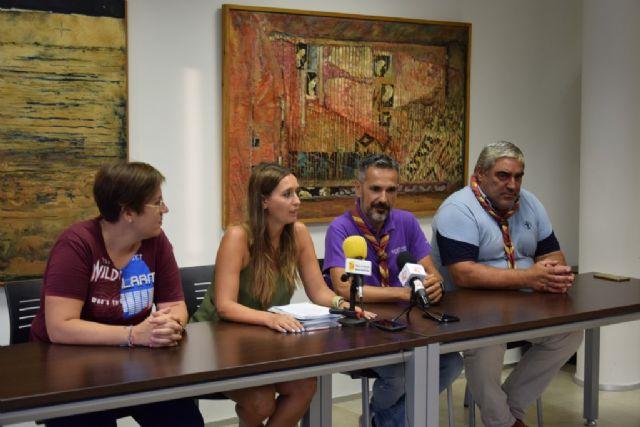 Más de 150 'scouters' se darán cita este fin de semana en Mazarrón, Foto 1