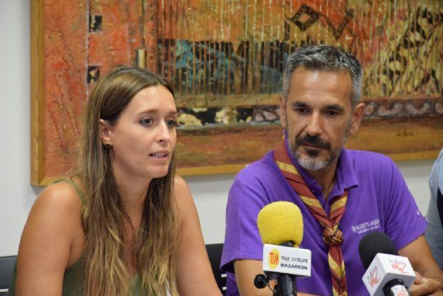 Más de 150 'scouters' se darán cita este fin de semana en Mazarrón, Foto 2