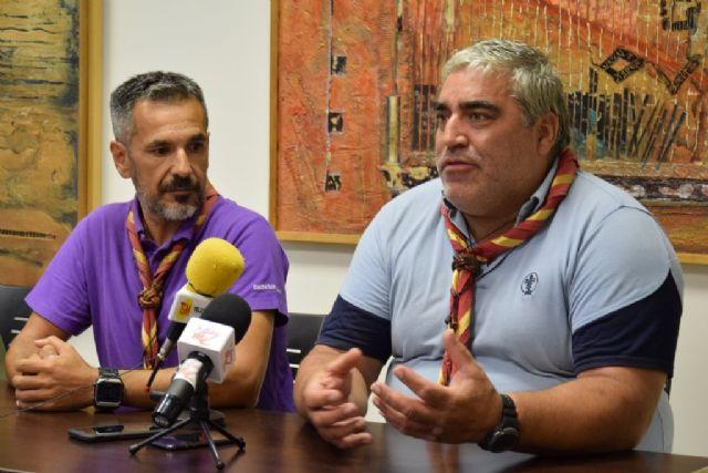 Más de 150 'scouters' se darán cita este fin de semana en Mazarrón, Foto 3