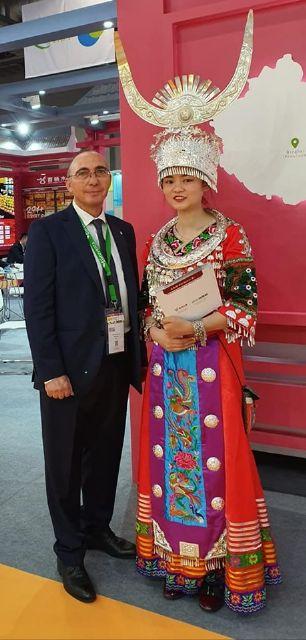 Gruventa comienza con gran éxito Asiafruit Logistica en Hong Kong - 1, Foto 1