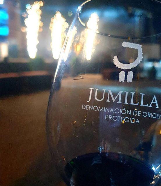 El Ayuntamiento y el CRDOP Jumilla premian con lotes de vino a los participantes en el brindis virtual #laexaltaciónencasa - 1, Foto 1