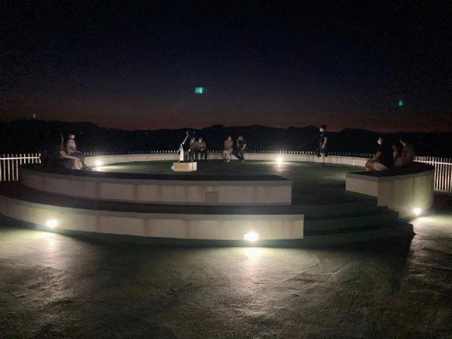 Alrededor de 350 personas realizan las visitas guiadas al Observatorio Astronómico entre los meses de julio y agosto - 2, Foto 2