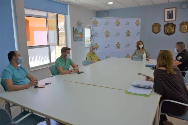 La Alcaldesa ofrece la plantilla de la Policía Local para el control, rastreo y cumplimiento de los protocolos sanitarios de los posibles contagiados - 1, Foto 1