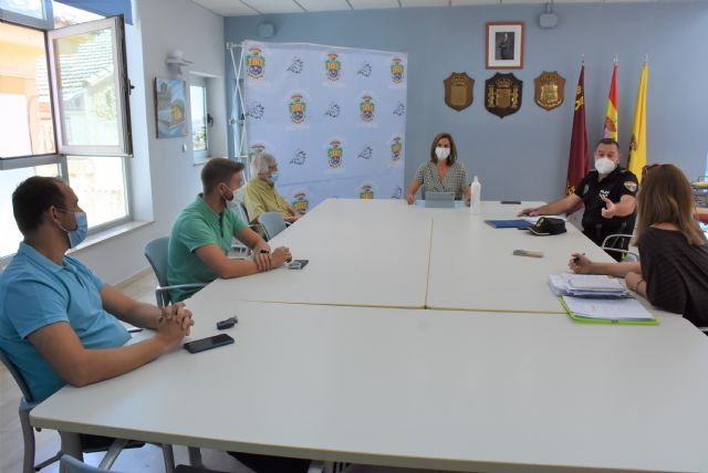 La Alcaldesa ofrece la plantilla de la Policía Local para el control, rastreo y cumplimiento de los protocolos sanitarios de los posibles contagiados - 2, Foto 2