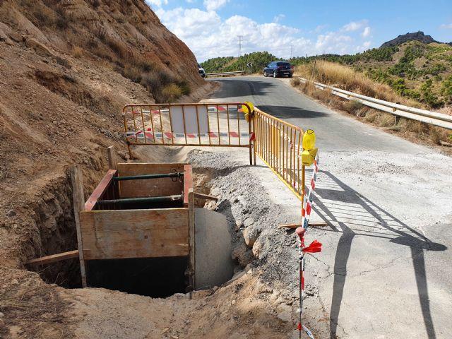 Fomento mejora la seguridad vial de la carretera que une Puebla de Mula con Librilla - 1, Foto 1