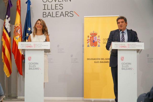 El Gobierno y los agentes sociales abren los trabajos de la Comisión Tripartita Laboral - 2, Foto 2
