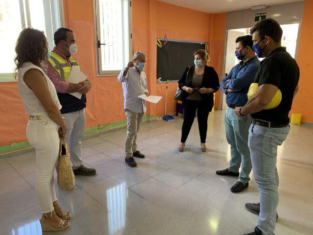 El Ayuntamiento invierte 30000 euros en solucionar el problema de humedades del Punto de Atención a la Infancia de Santiago de la Ribera - 2, Foto 2