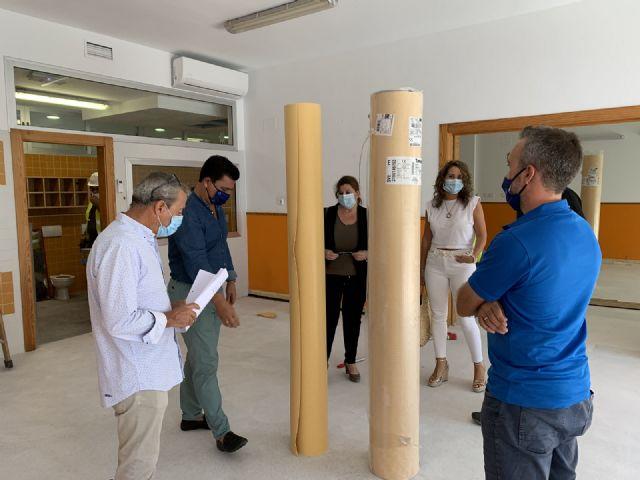 El Ayuntamiento invierte 30000 euros en solucionar el problema de humedades del Punto de Atención a la Infancia de Santiago de la Ribera - 3, Foto 3