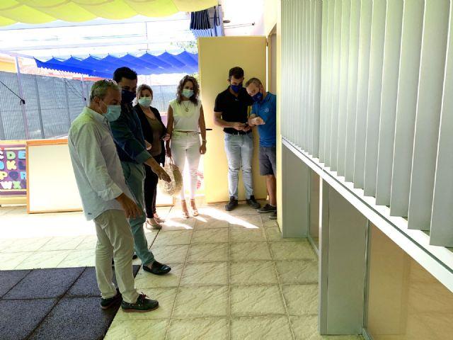 El Ayuntamiento invierte 30000 euros en solucionar el problema de humedades del Punto de Atención a la Infancia de Santiago de la Ribera - 5, Foto 5