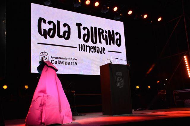 Calasparra celebra su Gala Taurina en homenaje a la Feria Taurina del Arroz de Calasparra - 2, Foto 2