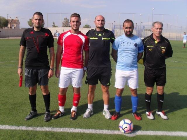 Arranca la Liga de Fútbol Juega Limpio que cuenta con la participación de un total de 191 jugadores, encuadrados en nueve equipos, Foto 1