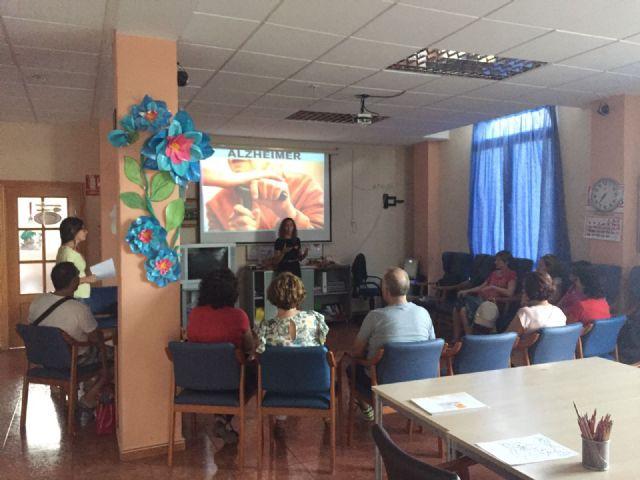 Talleres alzheimer/cuidadoras en Moratalla - 3, Foto 3