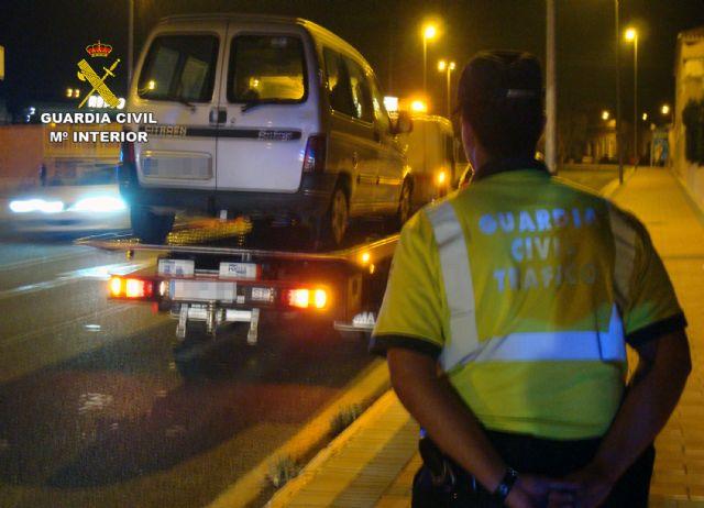 La Guardia Civil detiene a dos conductores por circular de modo temerario y bajo la influencia de alcohol y drogas, Foto 7