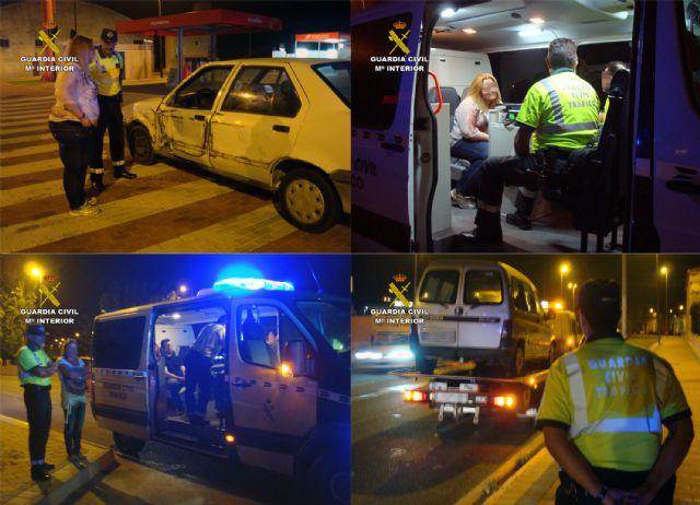 La Guardia Civil detiene a dos conductores por circular de modo temerario y bajo la influencia de alcohol y drogas, Foto 8