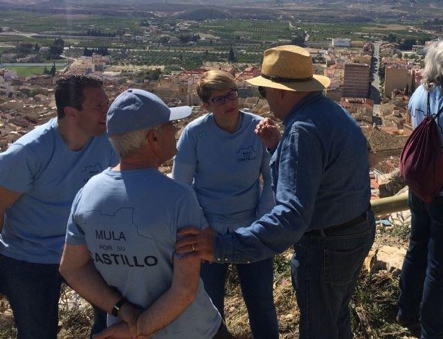 Cultura ratifica y remite a los propietarios de Castillo de Mula el expediente sancionador - 2, Foto 2