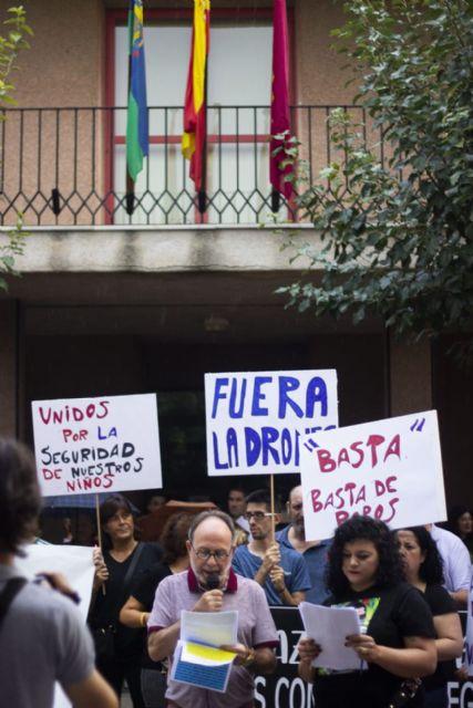 Los vecinos de Alguazas convocan una nueva manifestación para el próximo jueves coincidiendo con el pleno municipal - 2, Foto 2