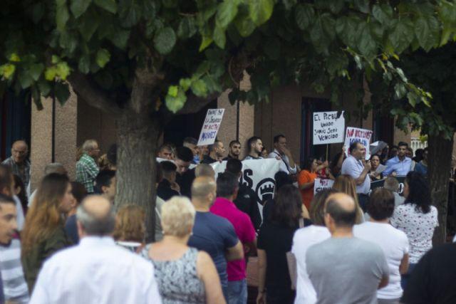 Los vecinos de Alguazas convocan una nueva manifestación para el próximo jueves coincidiendo con el pleno municipal - 3, Foto 3