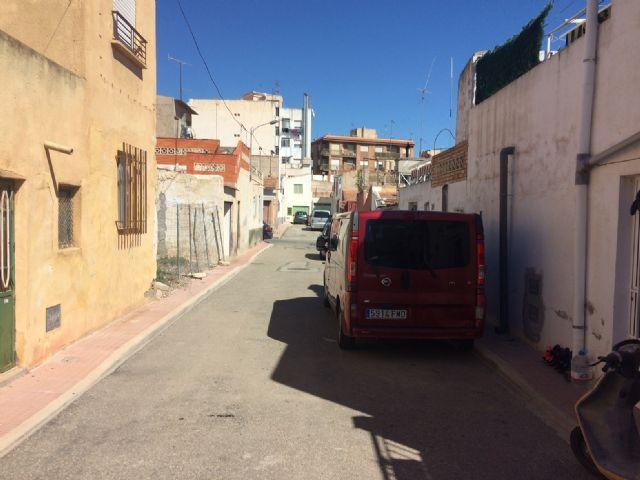 Se aprueba iniciar la contratación de las obras de mejora de la red de alcantarillado en Callejón de la calle Valle del Guadalentín y Extremadura, respectivamente, Foto 6