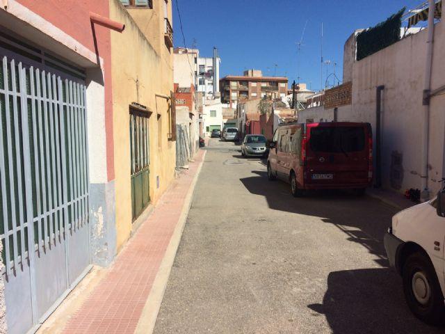 Se aprueba iniciar la contratación de las obras de mejora de la red de alcantarillado en Callejón de la calle Valle del Guadalentín y Extremadura, respectivamente, Foto 7