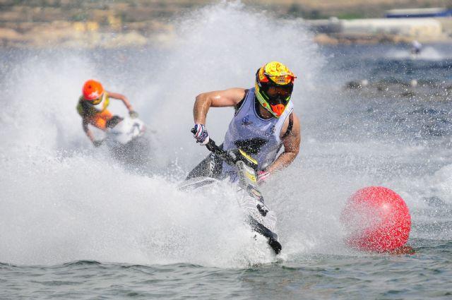 Más de un centenar de pilotos estará en Puerto de Mazarrón para disputar la copa del rey de motonáutica, Foto 2