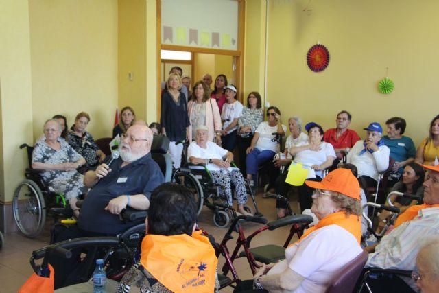 Más de un centenar de mayores participan en las II Olimpiadas del Mar Menor celebradas en Villademar - 1, Foto 1