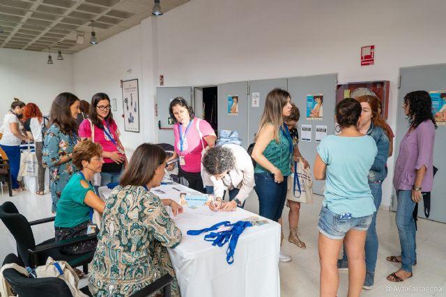 Matronas, pediatras, sanitarios y antropólogos se dan cita en Cartagena por el XVI Congreso Nacional de Lactancia Materna - 1, Foto 1