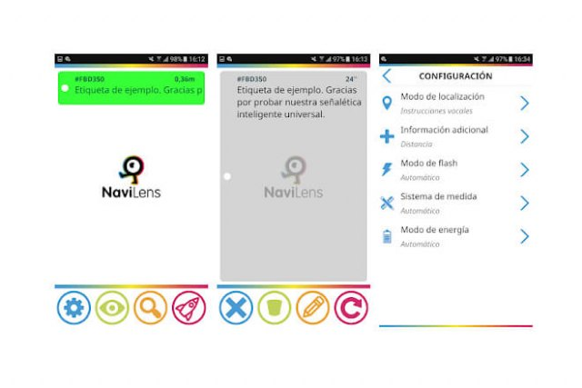 NAVILENS, un novedoso sistema de marcadores digitales con la aspiración de convertirse en una nueva señalética, finalista de los Premios Fundación MAPFRE a la Innovación Social - 2, Foto 2