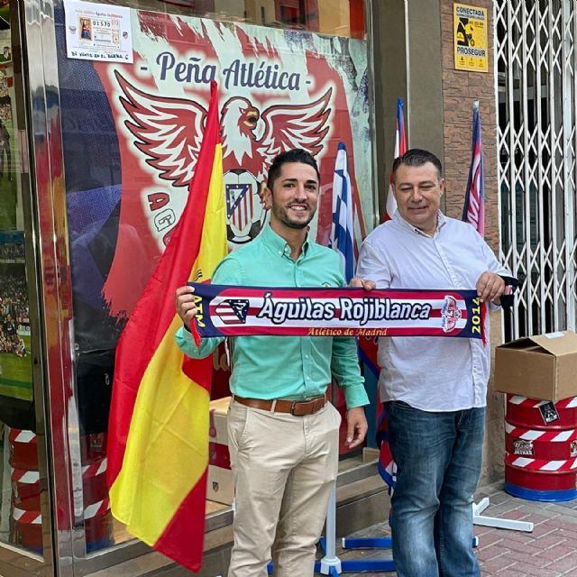Inaugurada la Peña Atlética Águilas Rojiblanca - 1, Foto 1